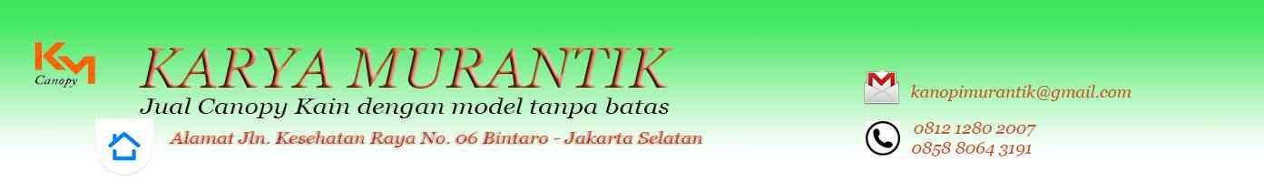 Canopy kain – Tenda membrane – Awning gulung